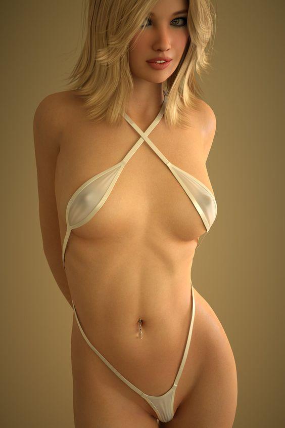 мини грудь голая