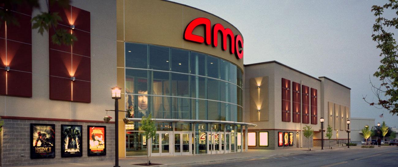 Amc Movie Theater Exterior | www.pixshark.com - Images ...